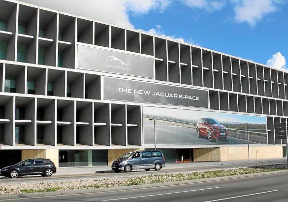 Der Kongresspalast in Palma ist bei Automobilbauern gefragt.