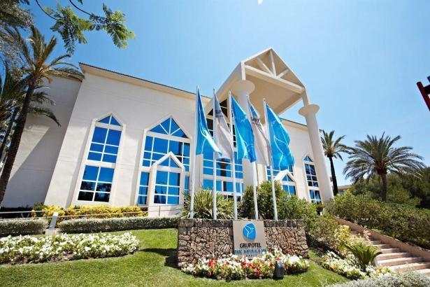 Das Grupotel Parc Natural an der Playa de Muro ist eines der Häuser, die prämiert wurden.
