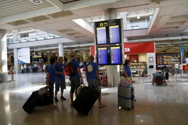 Viele Airlines konkurrieren am Flughafen von Palma um Passagiere.