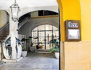 Das Restaurante Fera hat sich in Palma etabliert.