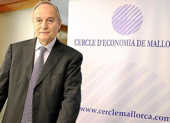 """""""Win-win-Situation"""": Cercle-Präsident Andreu Rotger Amengual, früher GESA-Chef auf den Balearen, setzt auf neue Impulse durch au"""