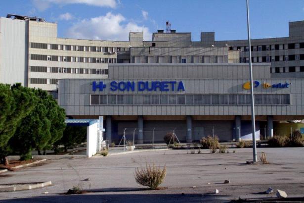 Das ehemalige Klinikgebäude von Son Dureta soll umgebaut werden.