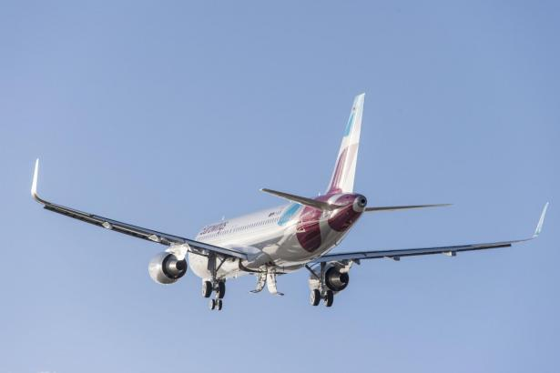 Eurowings fliegt von mehr als 20 Flughäfen in Deutschland und Österreich nach Mallorca