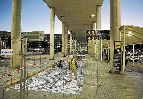 obres aeroport  FOTO: BOTA