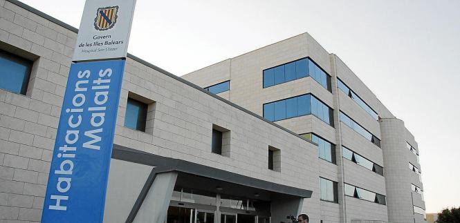 Einige der Betroffen wurden im Krankenhaus von Son Llàtzer behandelt.