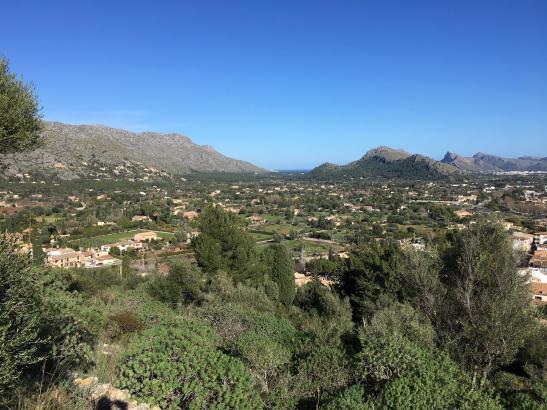 Gefragt: Mallorca-Finca mit viel Land.