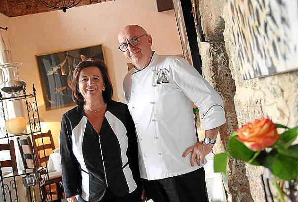 Herta und Peter Himbert freuen sich ab Samstag, 3. Februar, wieder über Gäste.