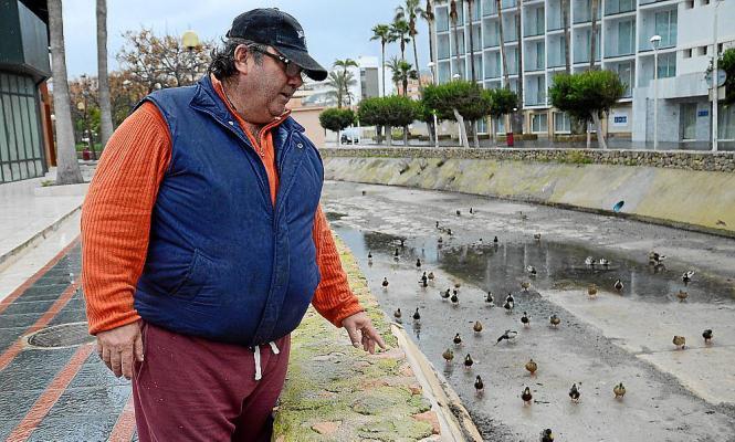 Adolfo Rueda ist ein Tierfreund.