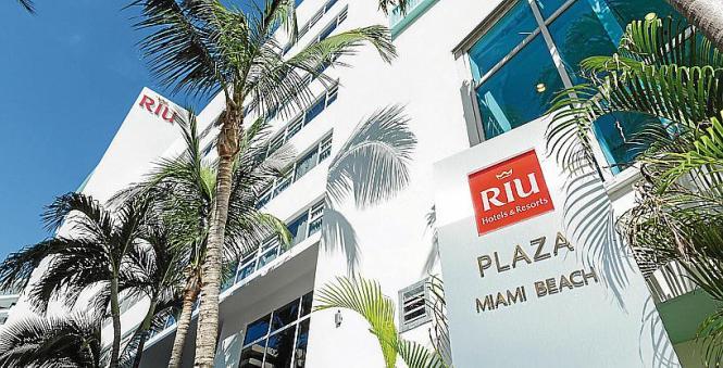 Um Genehmigungen für den Umbau des heutigen Riu Plaza Miami Beach geht es bei den Anschuldigungen gegen Luis Riu.