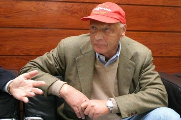"""Niki Lauda: """"Ich setze große Erwartungen in die Kooperation mit Condor."""""""