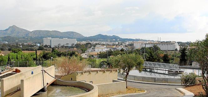 Die Kläranlage von Alcúdia im Norden von Mallorca ist ausgebaut worden.