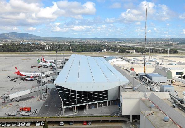 Der Flughafen von Palma wird das ganze Jahr hindurch angeflogen. Zugegeben, im Winter ist deutlich weniger los.