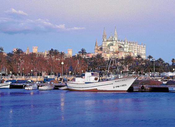 Die Balearen wollen mit ihren Kulturgütern wie Architektur und Fischerei auf der Tourismusmesse ITB (7.-11. März) Flagge zeigen.