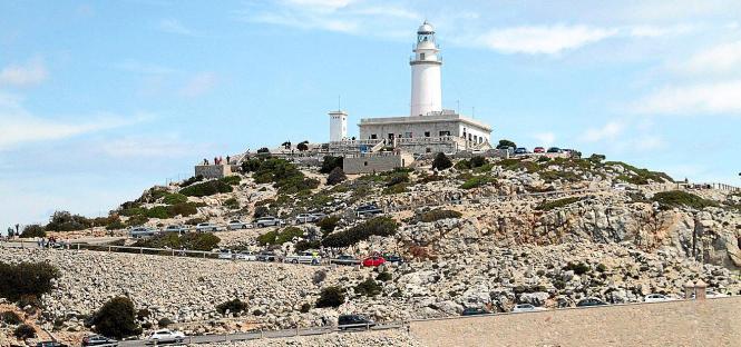 Der Leuchtturm von Formentor ist ein bei Insel-Besuchern beliebtes Ausflugsziel.