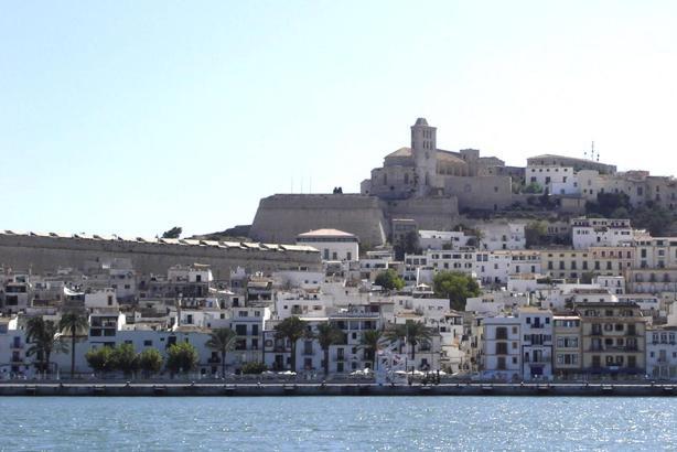 Das ehemalige Paar hatte sich auf Ibiza kennengelernt.