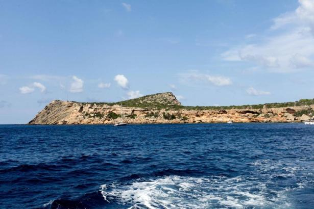 Vor Tagomago (Ibiza) könnte bald ein neues Meeresreservat entstehen.