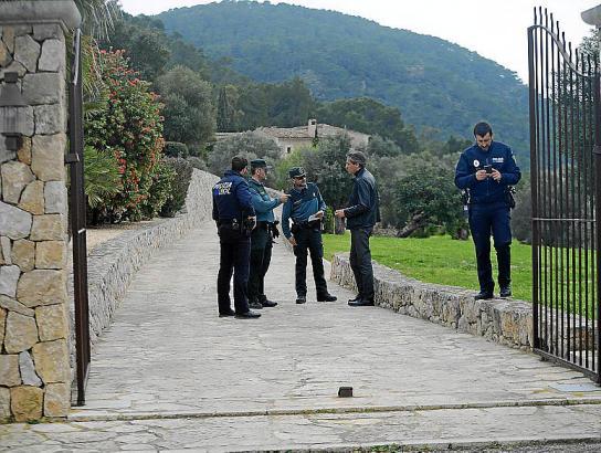 Nach einem Unfall bei einer Fincabesichtigung in Andratx ermittelt die Polizei.