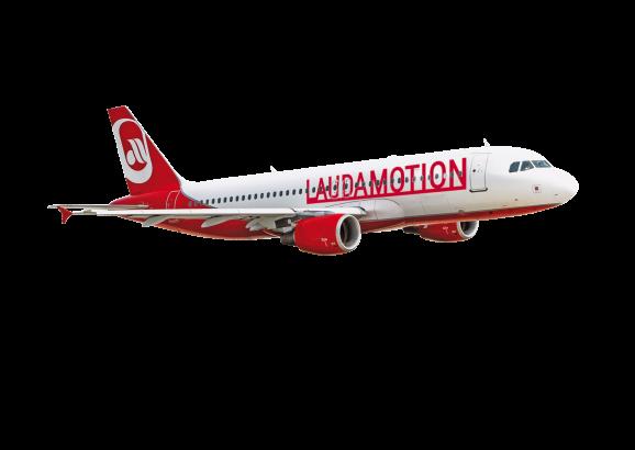 Laudamotion startet Richtung Mallorca