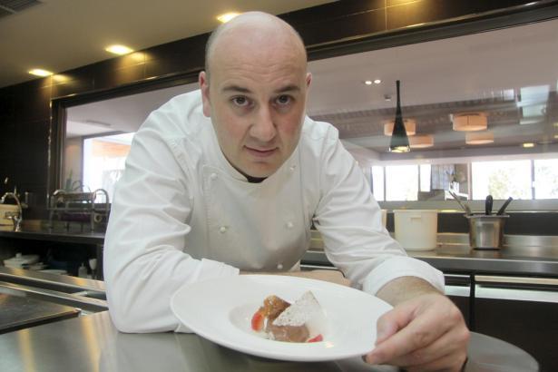 Mallorcas Sternekoch Tomeu Caldentey sitzt in der Jury.