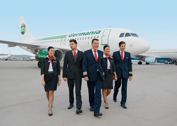 Die Rechte der Germania-Piloten sollen künftig durch eine Kommission vertreten werden.
