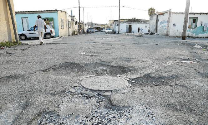 Das Armenviertel Son Banya soll geräumt werden.
