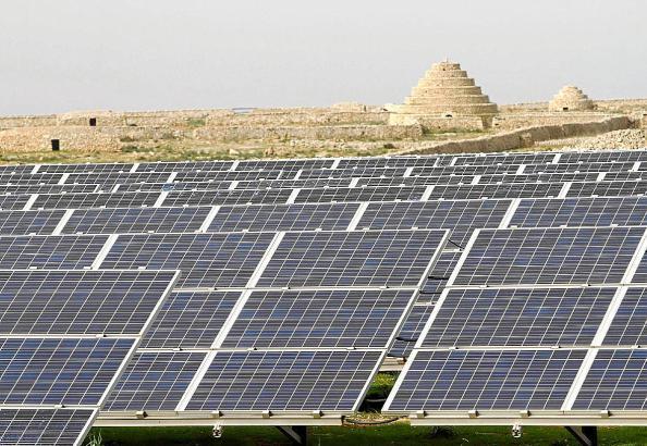 Ein Solarpark auf Menorca soll dazu beitragen, mehr eneuerbare Energien zu nutzen.