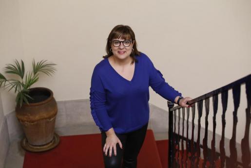 Bel Busquets ist seit Ende 2017 Tourismusministerin der Balearen.