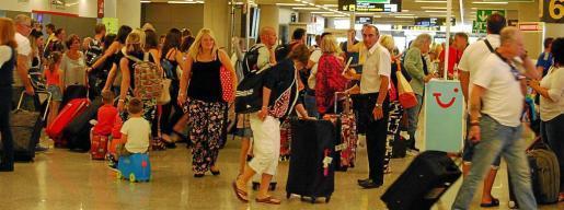 Am Flughafen in Palma ist diesen Sommer wieder mit Hochbetrieb zu rechnen.