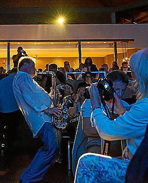 Stimmung mit jeder Menge Groove gibt es beim Mallorca Smooth Jazz Festival.