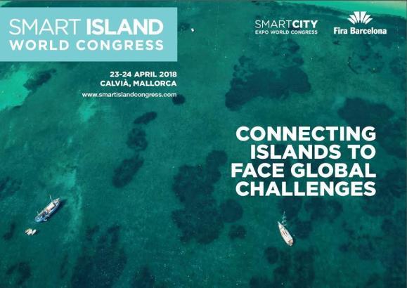 """Die zweite Ausgabe des """"Smart Island World Congress"""" findet in Calvià am 23. und 24. April statt."""