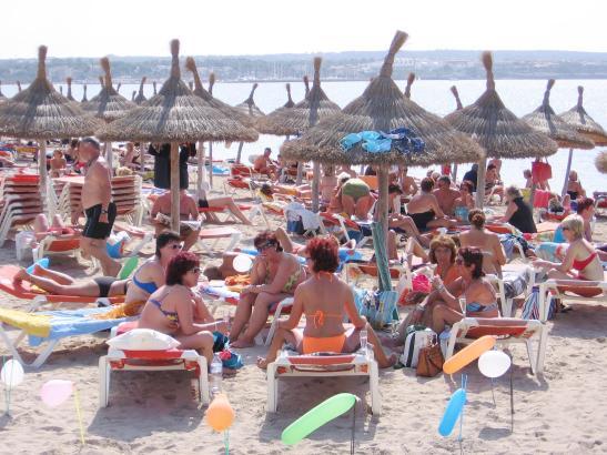 Urlaub auf Mallorca ist, wie auf dem Archivbild zu sehen, immer gefragt.