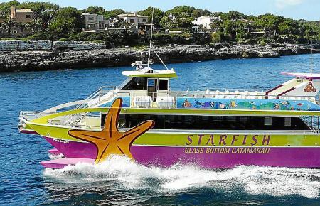 """Die Party findet wie in früheren Jahren findet die Party auf der """"Starfish"""" statt."""
