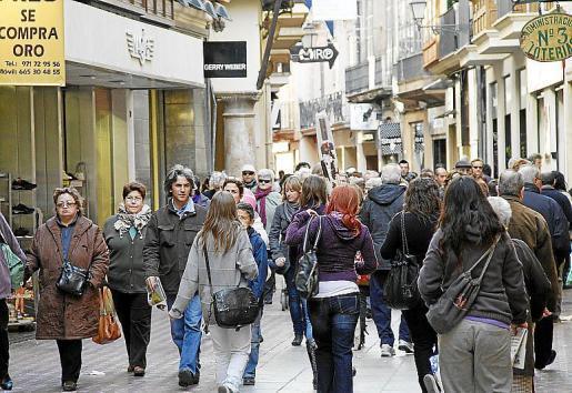Immer mehr Menschen ziehen nach Palma de Mallorca.