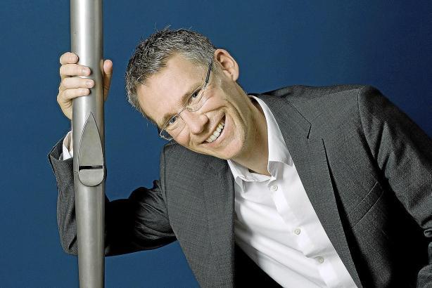 Der Berliner Domorganist Andreas Sieling eröffnet die diesjährige Internationale Orgelwoche.