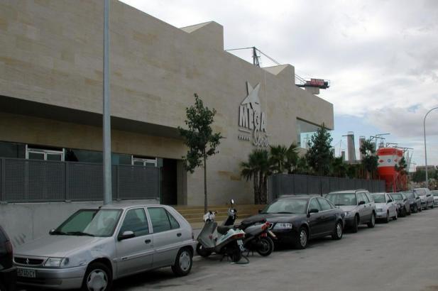 Das Mega-Sport ist eines der bekanntesten Fitnessstudios in Palma.