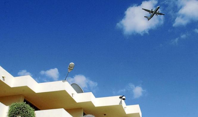 Die Anwohner der in der Nähe des Flughafens gelegenen Stadtteile von Palma wollen gegen den Fluglärm vorgehen.