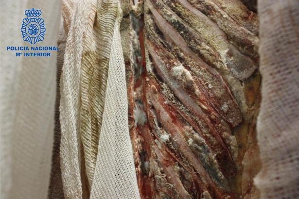 Erneuter Gammelfleischskandal auf Mallorca.