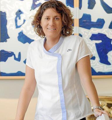 Macarena de Castro bekam ihren Michelin-Stern 2012 und hat ihn seitdem verteidigt.
