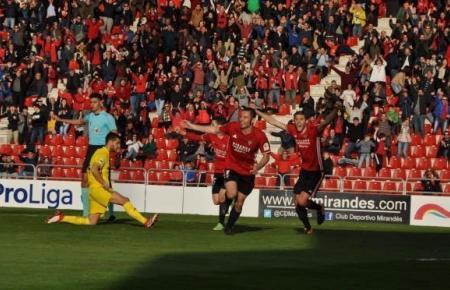 Wenn Mallorca heute auch wieder jubelt, fehlt nur noch ein Spiel zur Rückkehr in die 2. Liga.
