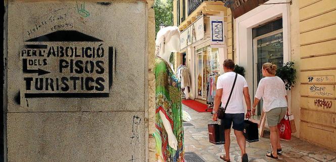 Die Balearen-Regierung hat den Zonenplan zur Ferienvermietung noch einmañ überarbeitet.