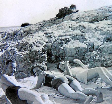 Damals kamen nur Individualisten: deutsche Mallorca-Touristen in den 30er Jahren.