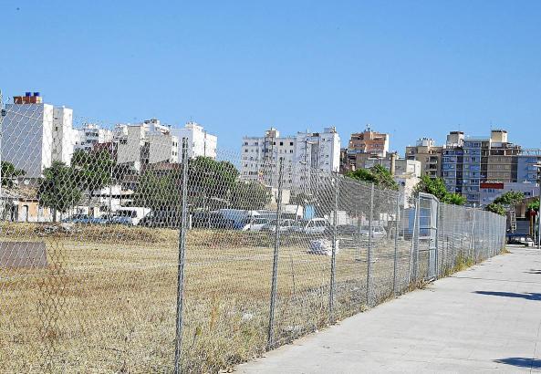 Die Viertel Nou Levant und La Soledad liegen direkt nebeneinander, manche Häuser haben Meerblick.