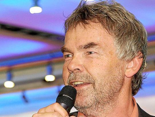 Manni Breuckmann: Der ehemalige Sportreporter, Moderator und Buchautor sang auch schon Rock.
