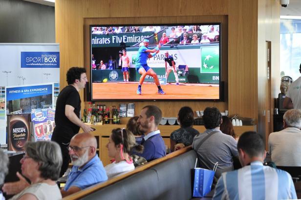 Manacor: Rafa Nadal gewinnt die French Open.