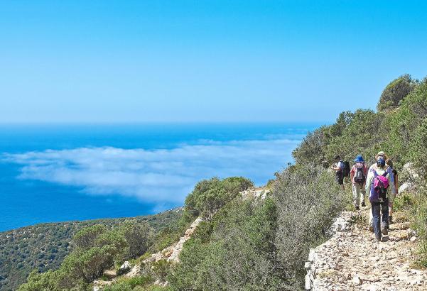 Mallorcas Berge locken jährlich viele Zehntausend Wanderer an.