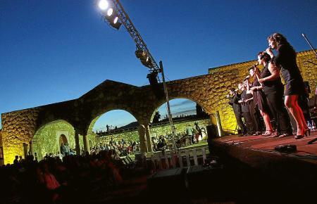 Am Samstag, 21. Juli, gibt Cap Pela mit dem Sinfonieorchester der Balearen das Mondscheinkonzert bei Macià Batle.