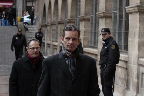 Iñaki Urdangarin ist die Verdienstmedaille der Balearen aberkannt worden.