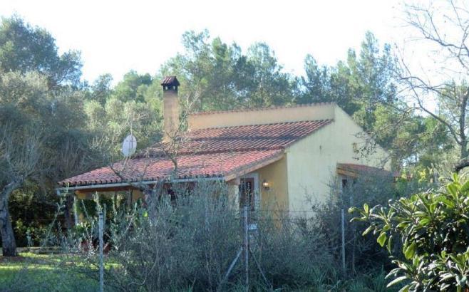 Das Haus wurde ohne Genehmigung in einem Naturschutzgebiet errichtet.