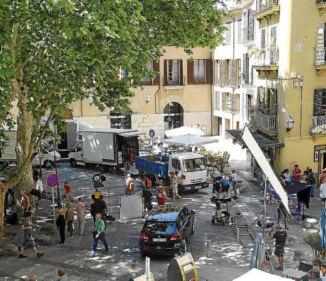 """Im Sommer 2015 fanden auf Mallorca die Dreharbeiten zur Serie """"The Night Manager"""" statt."""