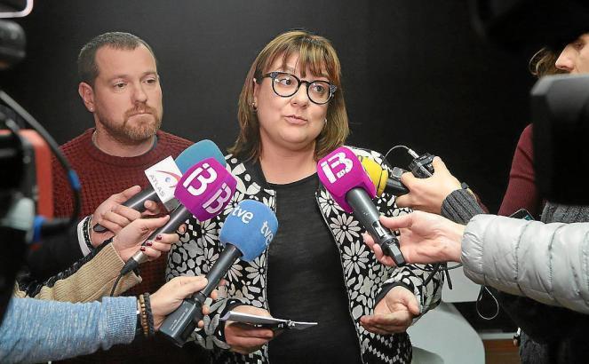 Bel Busquets hatte im Dezember 2017 das Amt der Umweltministerin übernommen.